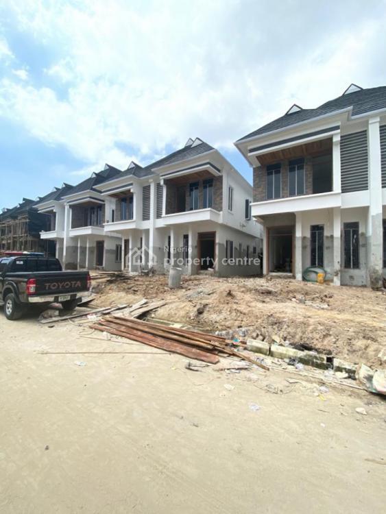 4 Bedroom Semi Detached Duplex with a Room Bq, Oral Estate (2), Ikota, Lekki, Lagos, Semi-detached Duplex for Sale