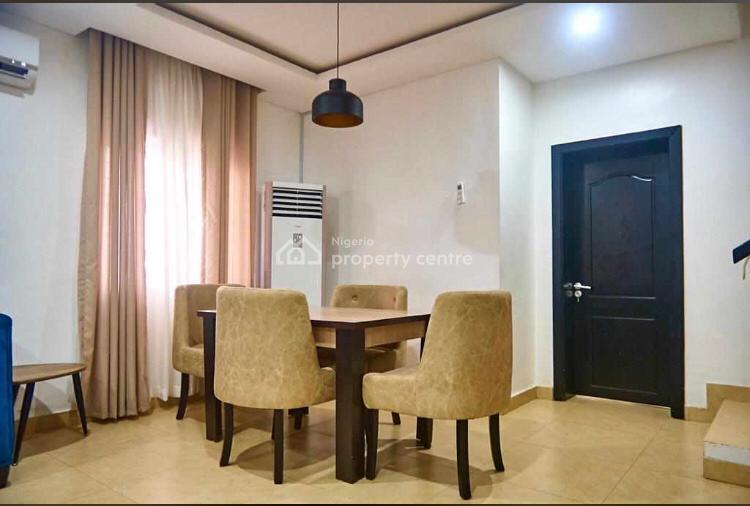 Furnished Luxury 4 Bedrooms, Lekki Phase 1, Lekki, Lagos, House Short Let