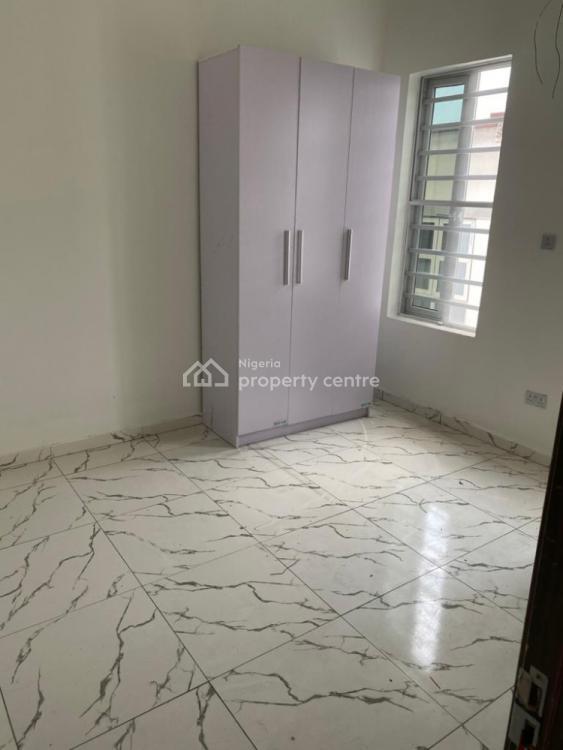 4 Bedroom Semi Detached Duplex with a Room Bq, Orchid Road, Ikota, Lekki, Lagos, Semi-detached Duplex for Rent