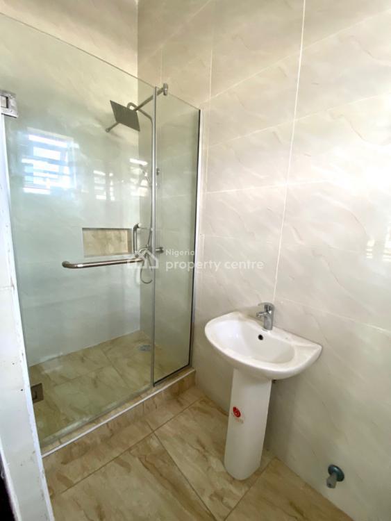 Luxury Tastefully Finished 4 Bedrooms Semi Detached Duplex with Bq, Chevron, Lekki Phase 2, Lekki, Lagos, Semi-detached Duplex for Rent