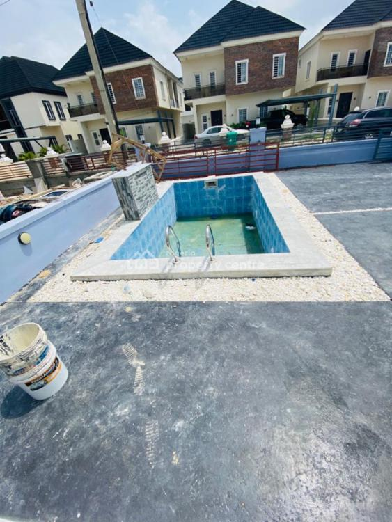 5 Bedroom Fully Detached Duplex with a Room Bq and Swimming Pool, Megamound Estate, Lekki, Lagos, Detached Duplex for Sale
