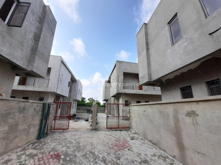Luxury 5 Bedroom Fully Detached Duplex with Excellent Facilities, Chevron Alternative Route, Lekki, Lagos, Detached Duplex for Sale