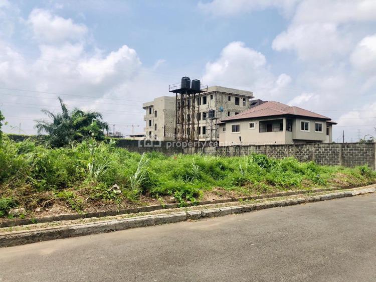 Land Measuring 897sqm, Phase2, Osborne, Ikoyi, Lagos, Residential Land for Sale