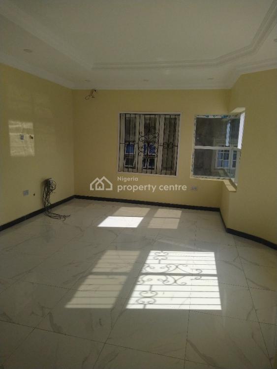 4 Bedrooms Duplex with Bq New House, Majek Estate, Sangotedo, Ajah, Lagos, Detached Duplex for Rent