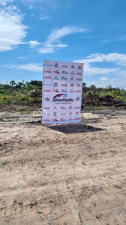 Beautiful Lagoon Front Land with Perfect Title and Flexible Payment, Before La Campagne Tropicana Beach Resorts, Lekki Free Trade Zone, Lekki, Lagos, Mixed-use Land for Sale
