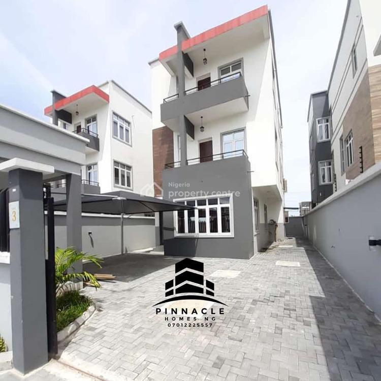 5 Bedroom Fully Detached House, Lekki Phase 1, Lekki, Lagos, Detached Duplex for Sale