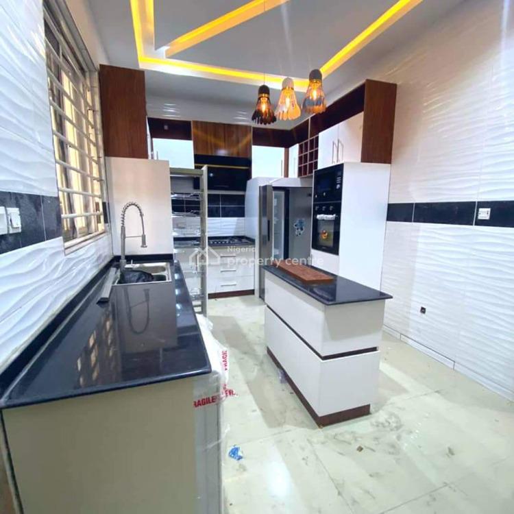 5 Bedroom Detached Duplex with Swimming Pool  & Bq, Vgc, Lekki, Lagos, Detached Duplex for Sale