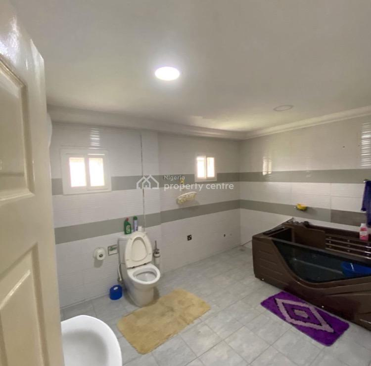 Luxury Well Furnished 5 Bedroom Fully Detached Duplex with Pool and Bq, Sangotedo, Ajah, Lagos, Detached Duplex for Sale