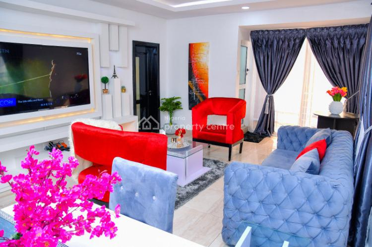Colourful Two Bedroom Apartment, Off Freedom Way, Lekki Phase 1, Lekki, Lagos, Flat / Apartment Short Let