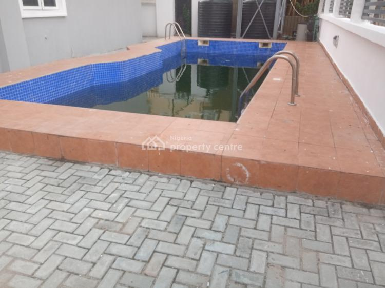 Luxury 4 Bedroom Terraced Duplex with a Room Bq, Swimming Pool, Lekki Phase 1, Lekki, Lagos, Terraced Duplex for Sale