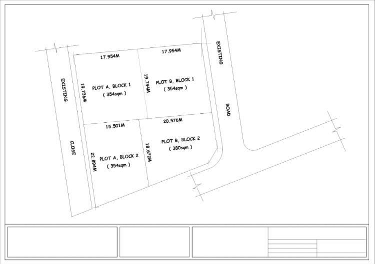 Prime Land, Adejumo Close,, Adeniyi Jones, Ikeja, Lagos, Land for Sale