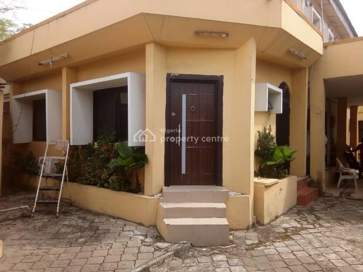 a Four 4 Bedroom with  Three 3 Room Bq, Off Ilupeju Way  Dolphin, Osborne, Ikoyi, Lagos, Semi-detached Duplex for Sale