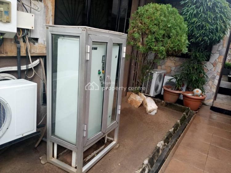 Timeless 5 Bedroom Detached Marble House, Femi Okunnu, Osapa, Lekki, Lagos, Detached Duplex for Sale