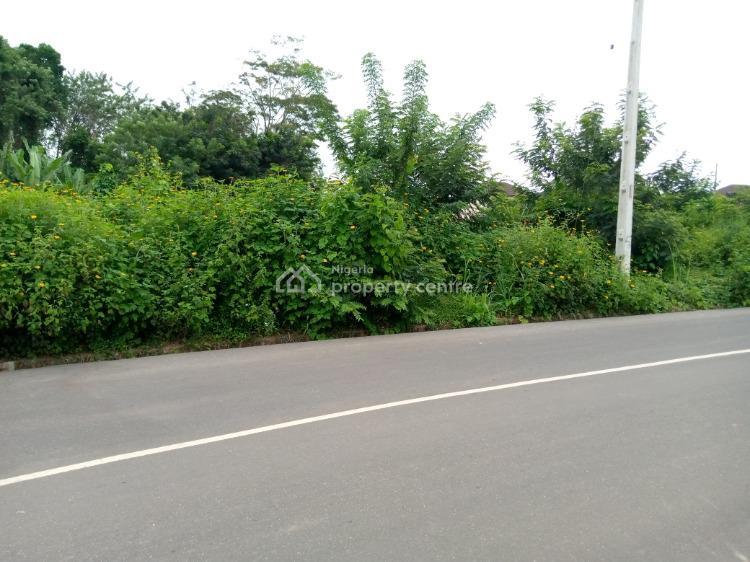 Six and Half Plots of Land, Along Basiri Road, Opposite Local Government, Ado-ekiti, Ekiti, Commercial Land for Sale