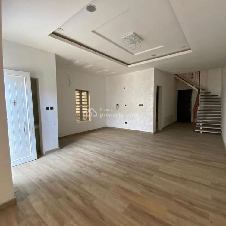 4 Bedroom Semi-detached, Chevron, Lekki, Lagos, Semi-detached Duplex for Sale