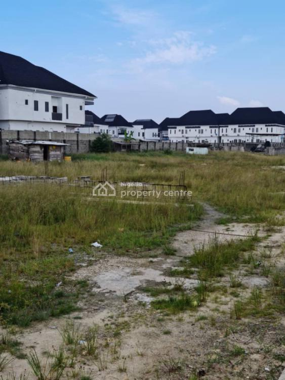 20 Plots of Land in an Estate in a Developed Environment, After 2nd Toll Gate Near Chevron, Lekki Phase 2, Lekki, Lagos, Residential Land for Sale