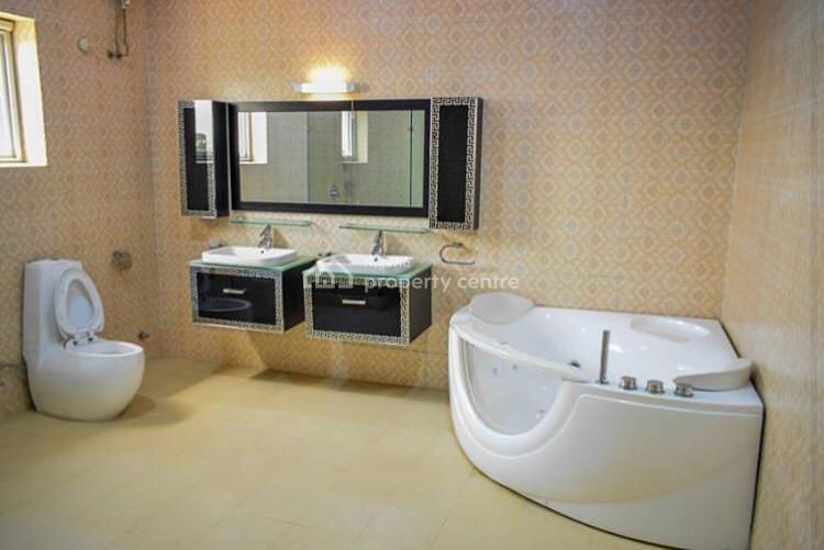Luxury 5 Bedroom Duplex, Jabi, Abuja, Detached Duplex for Sale