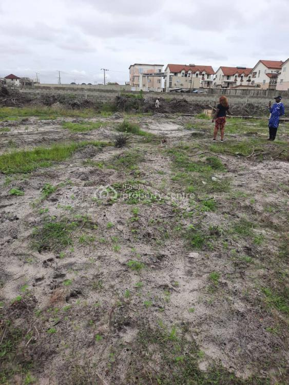 13 Plots of Dry Land in an Amazing Location, Orchid Hotel Road, Lekki Phase 2, Lekki, Lagos, Residential Land for Sale