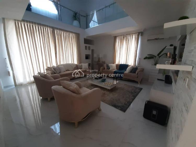 Massive 4 Bedrooms Duplex + 1 Room Bq + Elevator + Indoor Pool + Cctv, Banana Island, Ikoyi, Lagos, Detached Duplex for Sale