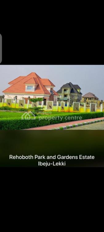 500sqm Land, Rehoboth Park and Gardens, Akodo Road, Akodo Ise, Ibeju Lekki, Lagos, Mixed-use Land for Sale