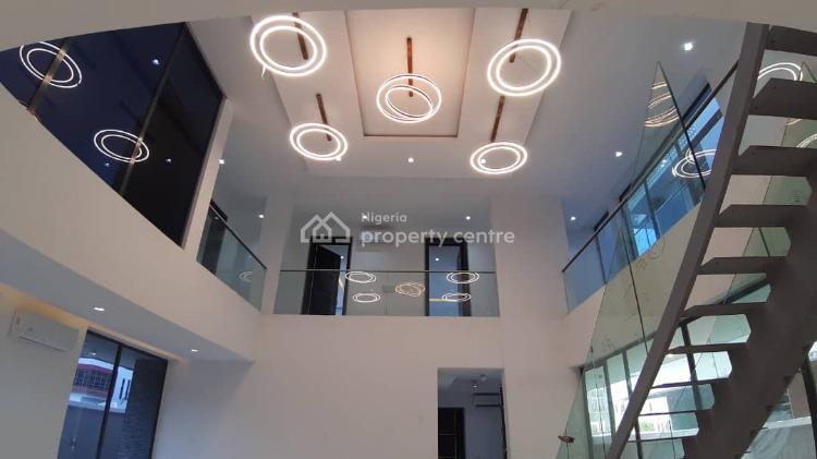 Luxury and Tastefully Finished 5 Bedrooms Duplex with Bq, Lekki Phase 1, Lekki, Lagos, Detached Duplex for Sale