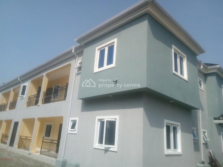 Brand New Three Bedrooms Flat with State of The Art, Ado, Ajah, Lagos, Flat for Rent