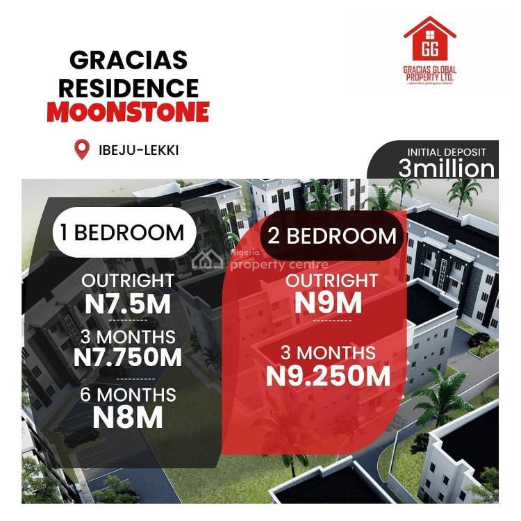 Gracias Residences (moonstone), Ibeju Lekki, Lagos, Mini Flat for Sale