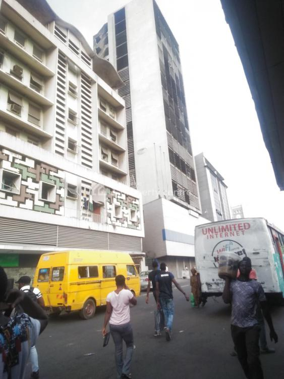 High Rise Office Building, Marina, Lagos Island, Lagos, Office Space for Sale