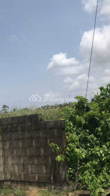 Dry and Wonderful Land in a Good Location, New Road, Badore, Ajah, Lagos, Mixed-use Land for Sale