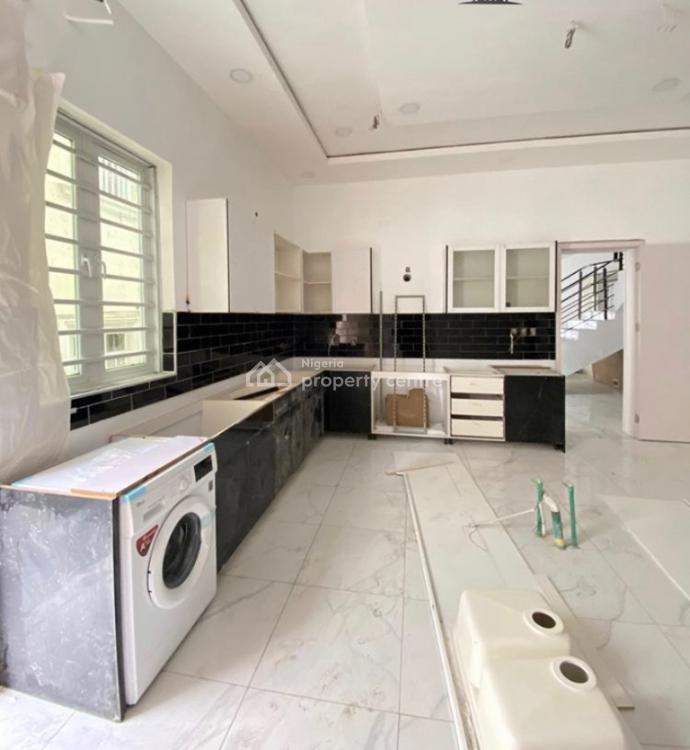 Luxurious 5 Bedroom Fully Detached Duplex with a Room Bq, Osapa London, Lekki, Lagos, Detached Duplex for Sale