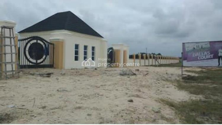Dallas Court Estate, Akodo Ise, Ibeju Lekki, Lagos, Residential Land for Sale