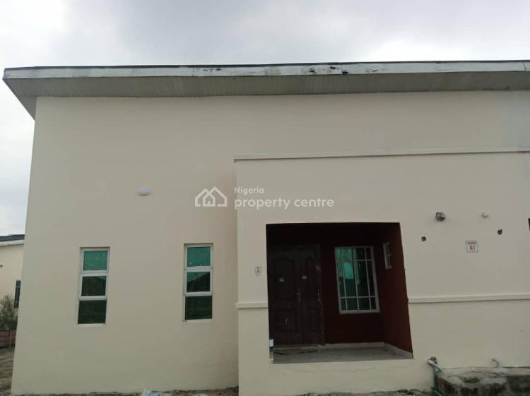 2 Bedroom Apartment, Meridian Park Estate, Awoyaya, Ibeju Lekki, Lagos, Detached Bungalow for Rent