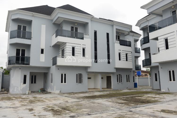 Residential Property, Merit Residence Estate., Adeniyi Jones, Ikeja, Lagos, Detached Duplex for Sale