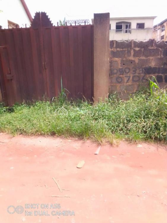 Two Plots Fenced with C of O, Unity Street, Opposite Timber New Gra, Trans Ekulu, Enugu, Enugu, Mixed-use Land for Sale
