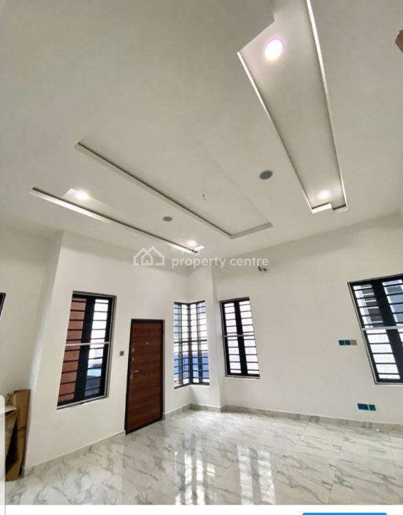 4 Bedrooms Semi Detached Duplex, Chevron, Lekki, Lagos, Semi-detached Duplex for Rent