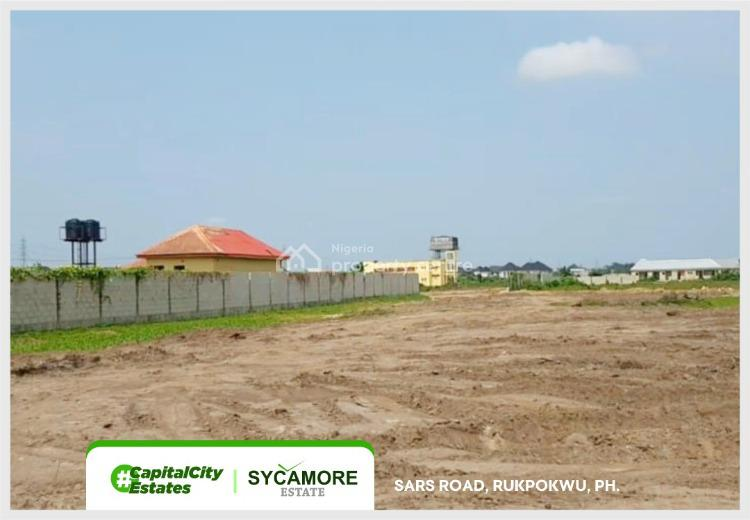 Dry Land, Sycamore Estate Sars Road Rukpokwu, Port Harcourt, Rivers, Mixed-use Land for Sale