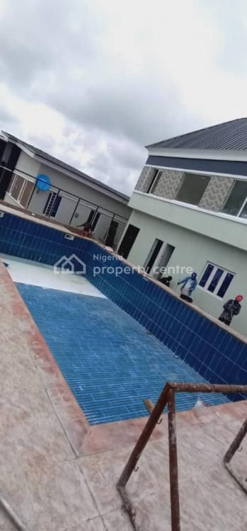 3 Bedrooms Luxury Semi Detach Duplex, Behind Richland Estate, Bogije, Ibeju Lekki, Lagos, Semi-detached Duplex for Sale