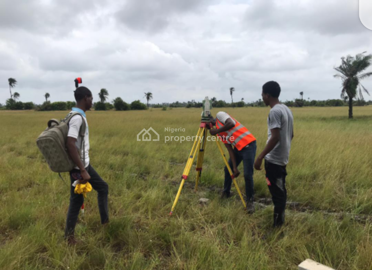 Dry Land with Approved Exicsion, Lapekun, Ibeju Lekki, Lagos, Residential Land for Sale