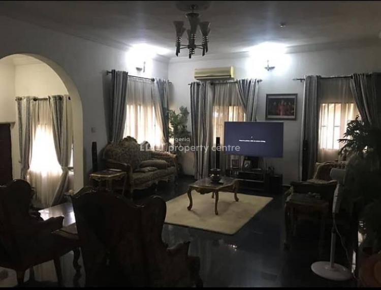 a Luxurious 5 Bedrooms Fully Detached Duplex with 2 Living Rooms, Federal Housing Estate, Gwarinpa, Abuja, Detached Duplex for Sale