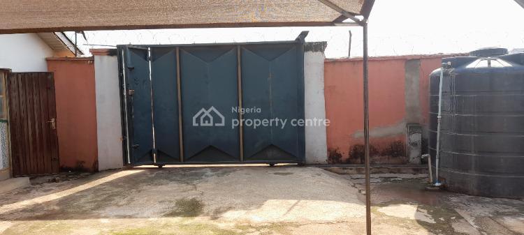Fully Detached 3 &2 Bedrooms Bungalow, Behind National Eye Center, Mando, Kaduna North, Kaduna, Detached Bungalow for Sale