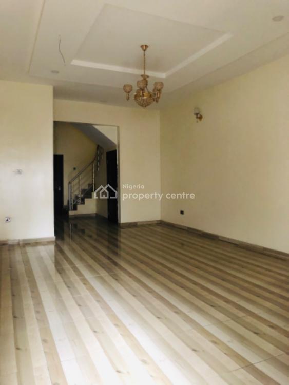 Newly Built 4 Bedroom Semi-detached Duplex, Before Igbo-efon, Lekki, Lagos, Semi-detached Duplex for Sale