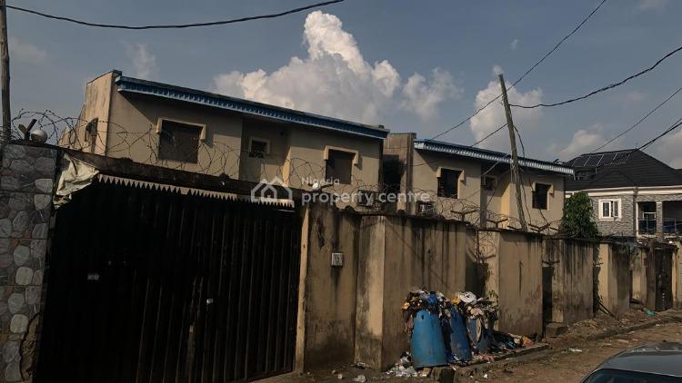 Solid Block of 6 Units of 3 Bedroom Flats in a Lovely Estate, Ikeja Along, Ikeja, Lagos, Block of Flats for Sale