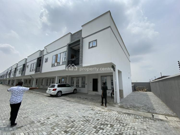 Luxury 4 Bedroom Terrace Duplex in a Serene and Secured Environment, By Second Toll Gate, Lekki Expressway, Lekki, Lagos, Terraced Duplex for Sale