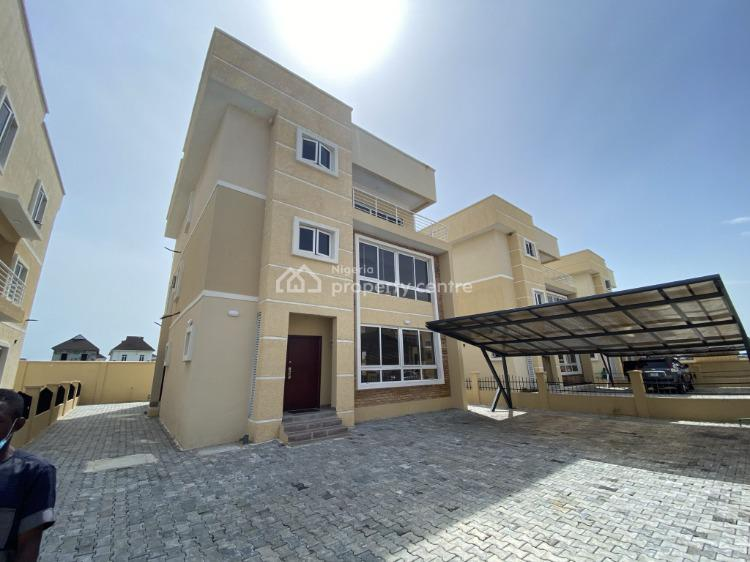 Luxury 5 Bedroom Detached Duplex in a Serene and Secured Environment, Osapa, Lekki, Lagos, Detached Duplex for Sale