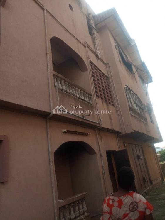 6 Units of 3 Bedrooms Flats on Full Plot of Land, Okota, Isolo, Lagos, House for Sale