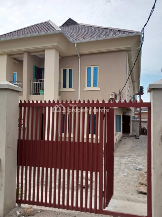 Newly Built Spacious 5 Bedroom Semi Detached Duplex with 2 Rooms Bq, Behind Shoprite, Maryland, Lagos, Semi-detached Duplex for Sale
