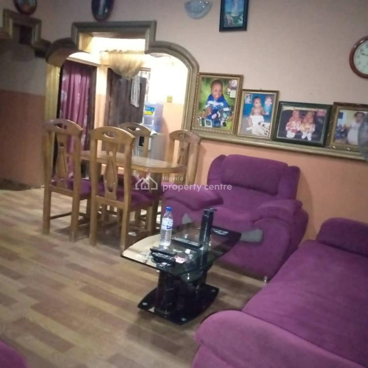 a Three Bedroom Bungalow, Soluyi, Gbagada, Lagos, Flat for Sale