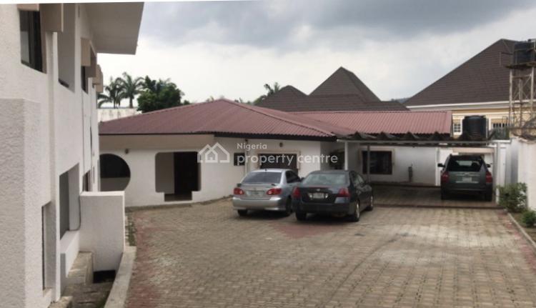 Spacious 6 Bedroom Duplex, Maitama District, Abuja, Detached Duplex for Sale