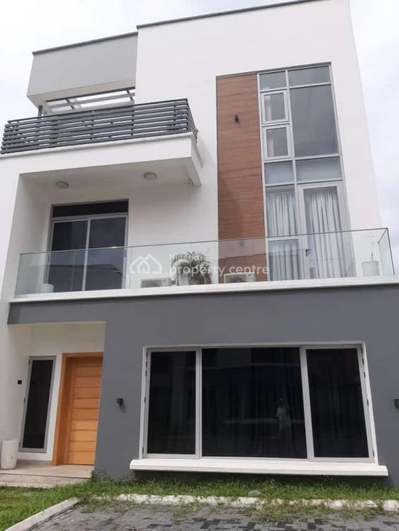 Newly Built Serviced & Furnished 5 Bedrooms Detached Duplex, Ikeja Gra, Ikeja, Lagos, Detached Duplex for Sale