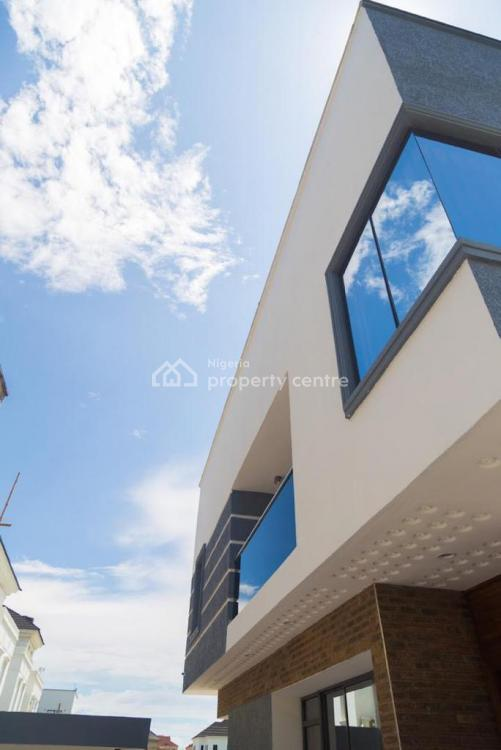 Clarity 5 Bedroom Duplex with Private Compound, Osapa, Lekki, Lagos, Detached Duplex for Sale